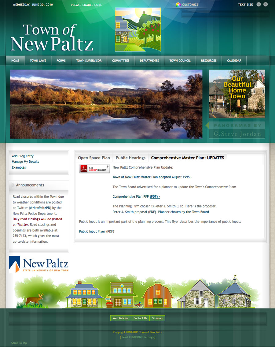 Town of New Paltz